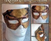 Relius Clover BlazBlue Mardi Gras Masquerade Mask Cosplay Villain Alchemist
