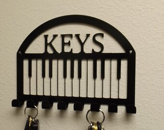 Piano Keys Holder