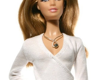 Handmade clothes for Barbie (blouse): Rita