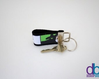 Wicked (Musical) Inspired Mini Fob