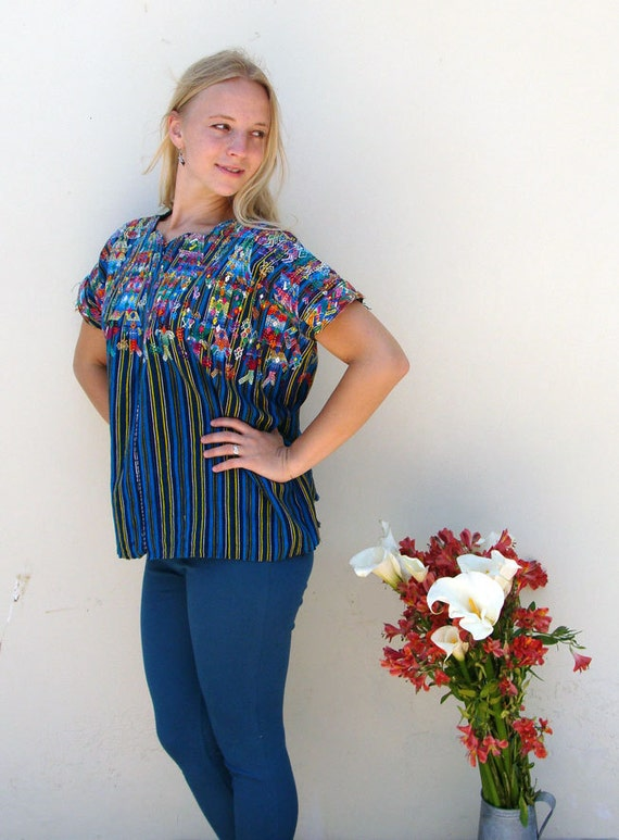 ethnic clothing vintage ebroidered blouse by ethnicclothing
