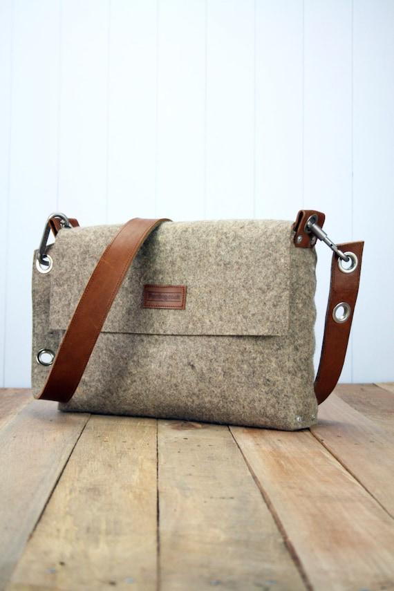 Mens Messenger Bag Mens satchel bag / Messenger bag for men /
