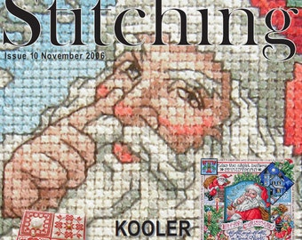 Issue 10 The Gift of Stitching Cross Stitch Magazine
