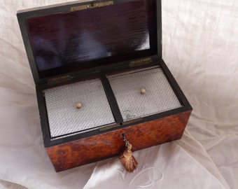 tea chest bass how to make