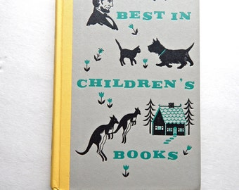 1957 Best in Children's Books illustrated by Barbara Cooney, Ezra Jack Keats and more