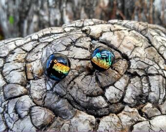 Beautiful, one of a kind stud earrings