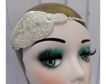 Charleston, roaring 20s, hairband, head piece, headdress