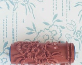 no. 17  Patterned Paint Roller from The Painted House
