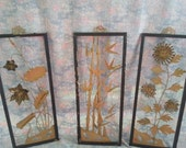 Vintage Mid-Century Chinese Wall Hangings
