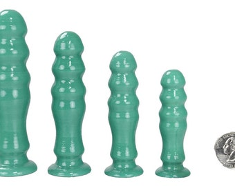 LeLuv POCKET THUNDER Mini Tiny Dildo Pleasure Probes Couples Sex Toy Discreet - Finger Pleasure To Go!