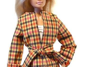 Handmade clothes for Barbie (jacket): Dora