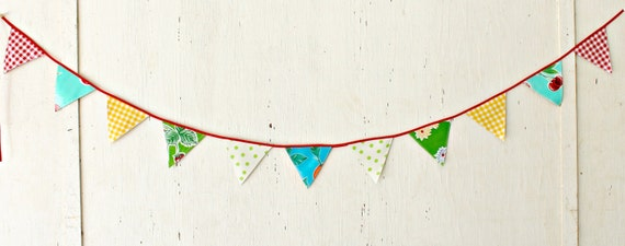 All Weather Oilcloth Banner