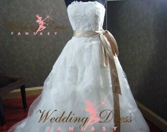 Custom Made Wedding Dresses