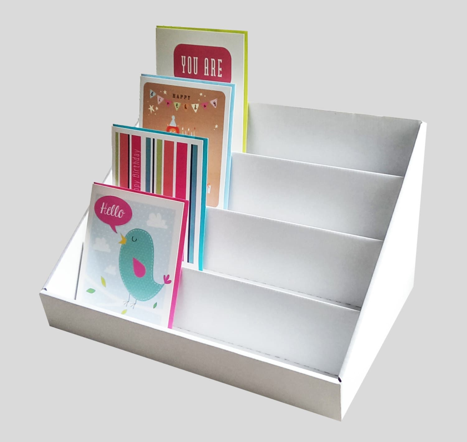 Greeting Card Display Stand Pack Of Two