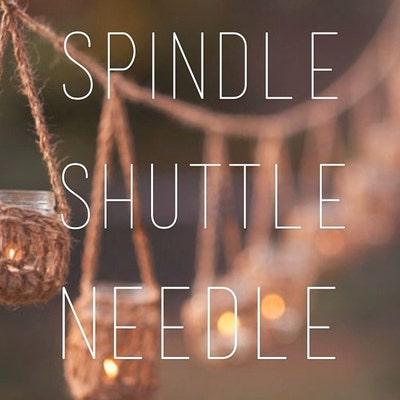 SpindleShuttleNeedle