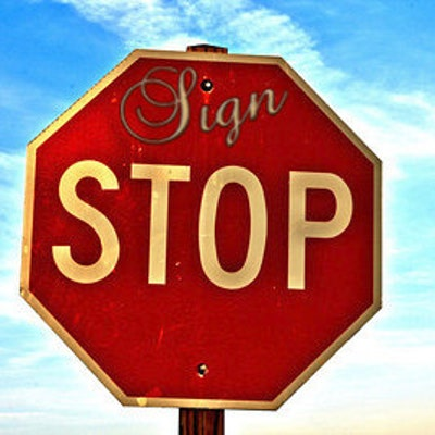 SignStop