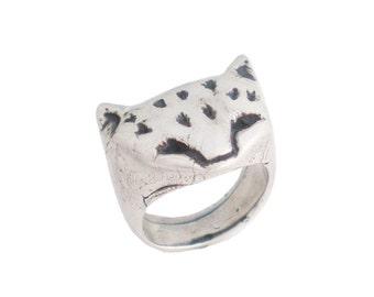Cheetah Ring Size 6, 7, or 8