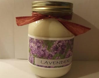 Lavender Relax after a long day