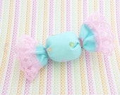 Candy Kawaii Lace Hair Clip