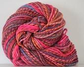 Brilliant bulky sport/DK Falkland handspun yarn