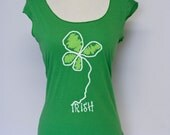 Lucky Irish Lassie Top