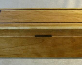 Inlaid Cherry Jewelry chest - Bet12