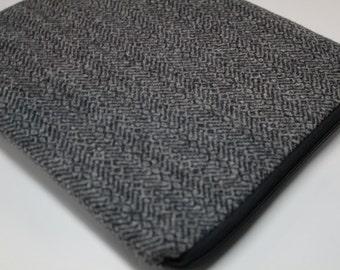 "Water Resistant The New macbook Pro, 13"" macbook Pro, 13"" MacBook Air, Surface Book, 13"" Dell XPS, Laptop Sleeve Case Cover-Herringbone Wool"