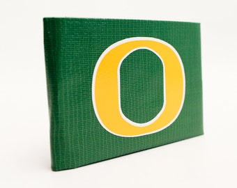 University of Oregon Ducks Duct Tape Wallet - by jDUCT