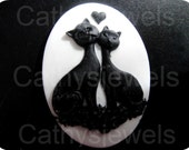Kitty Kitty Kitty Cat Silhouette Cameo