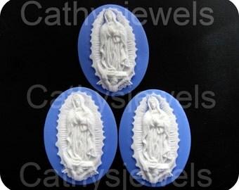 La Virgen De Guadalupe Set Of Three