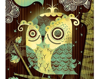 The Enamored Owl (Special Mocha Edition)