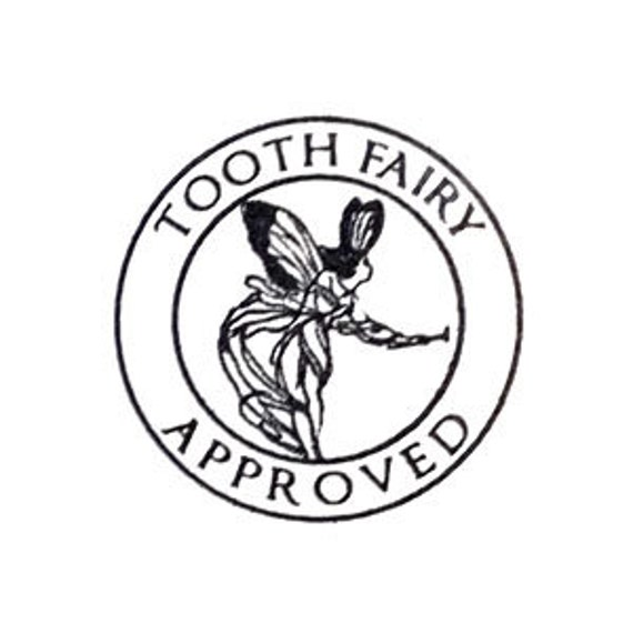 Tooth Fairy Stamp