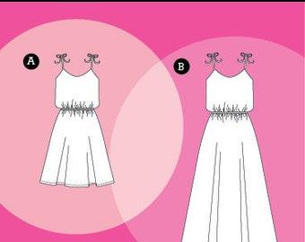 Saltspring Dress - Sewaholic - Sewing Pattern