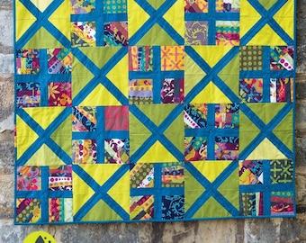 Alternative - Quilt Pattern - Alison Glass