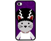 Phone Case - Bride of FrankenKitty - Hard Case for iPhone 4, 4s, 5, 5s, 5c, 6, 6 Plus - iPod Touch 4, 5 - Galaxy S3, S4, S5