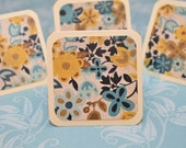 Floral Mini Cards - Set of 12