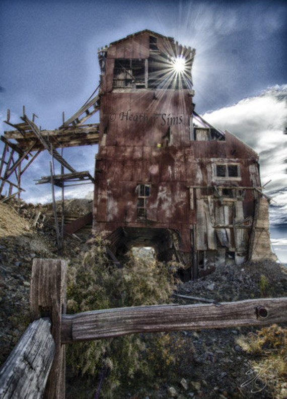 Abandoned Building Photograpycolorado Art By Heathersimsart