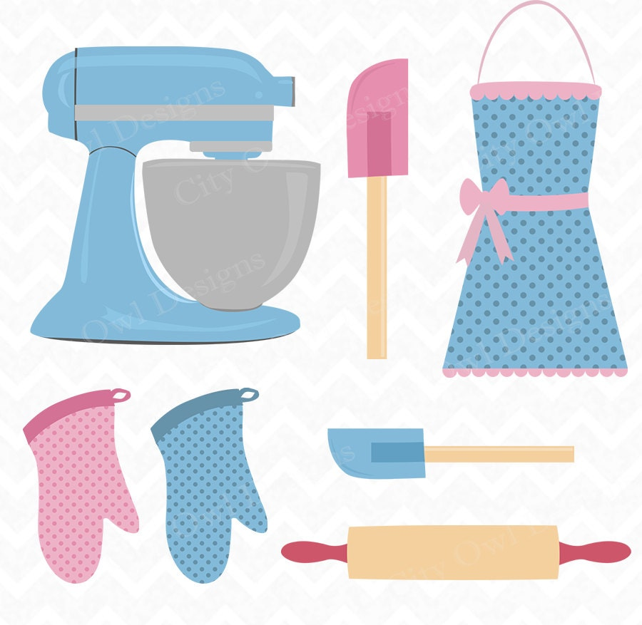 clipart kitchen utensils free - photo #48