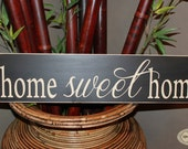 home sweet home, sign, home, welcome - Style - HM46