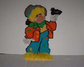 Sale!!!!!  SCARECROW  WALL  HANGING