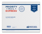 Shipping Upgrade to Priority EXPRESS