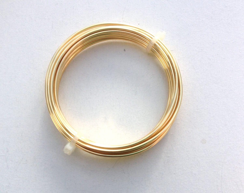 14 gauge non tarnish gold craft wire for 10 gauge craft wire