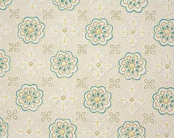 1950er jahre vintage wallpaper von der werft geometrische. Black Bedroom Furniture Sets. Home Design Ideas