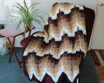 Darlene's Southwest Afghan Pattern....  Pattern  Only.....