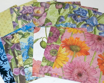 Cottage Garden Specialty Paper Pack 6x6