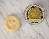 Natural Vanilla Lotion Bar//Solid Lotion//Shea Butter