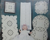Award Winning Designs In Hardanger Embroidery 1985 Book