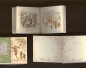 Miniature Book, The Coming of Father Christmas, Christmas
