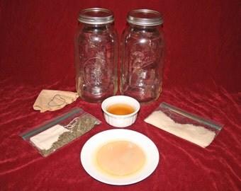 Kombucha Culture Mushroom kit - ULTIMATE  ORGANIC