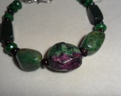 Female Health Crystal Healing Bracelet